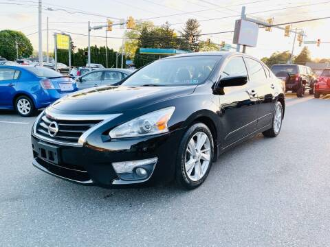 2015 Nissan Altima for sale at LotOfAutos in Allentown PA