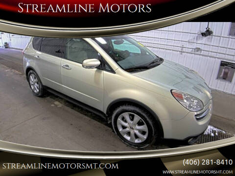 2006 Subaru B9 Tribeca for sale at Streamline Motors in Billings MT