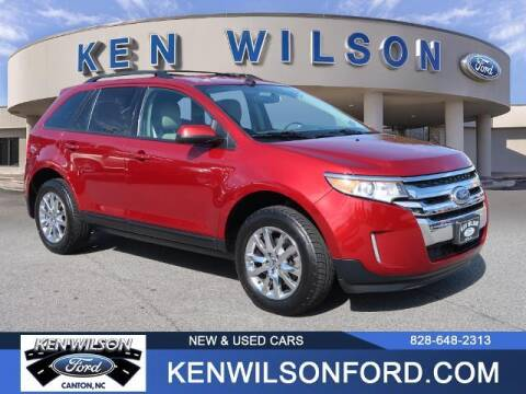 2014 Ford Edge for sale at Ken Wilson Ford in Canton NC