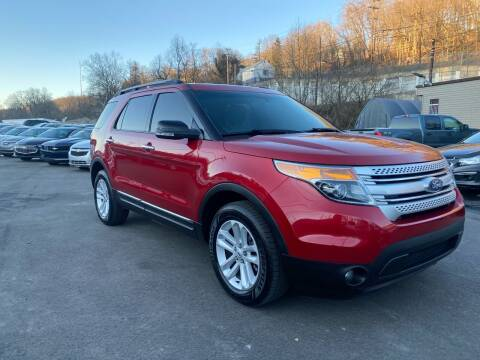 2012 Ford Explorer for sale at Ultra 1 Motors in Pittsburgh PA