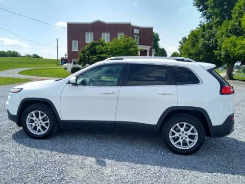 2015 Jeep Cherokee for sale at Dealz on Wheelz in Ewing KY
