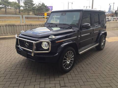 2019 Mercedes-Benz G-Class for sale at E-CarsDirect.Com in Chicago IL