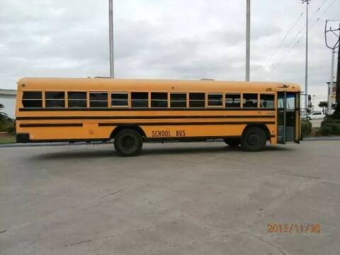 1995 Blue Bird TC2000 for sale at Interstate Bus Sales Inc. in Wallisville TX