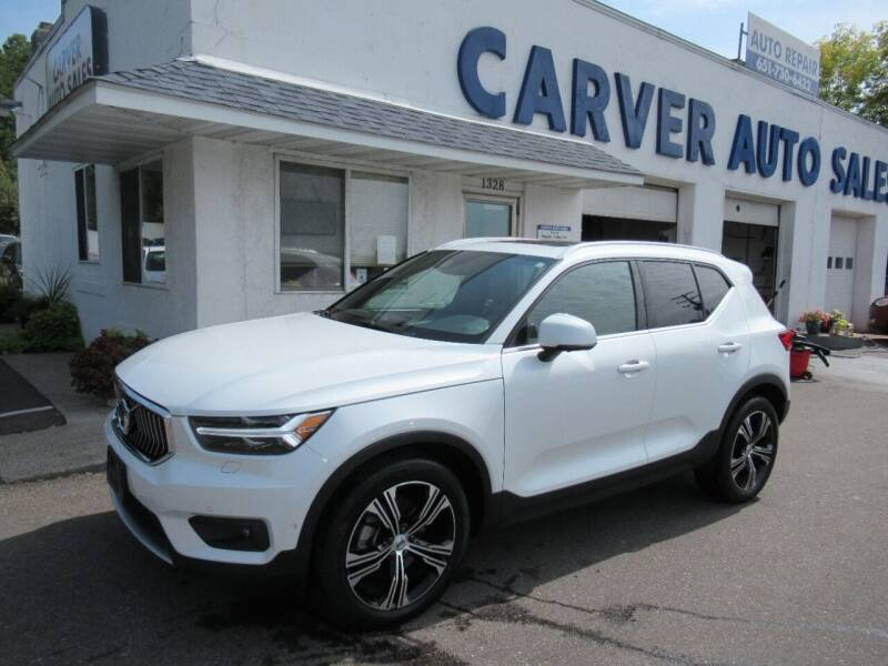 2020 Volvo XC40 for sale at Carver Auto Sales in Saint Paul MN