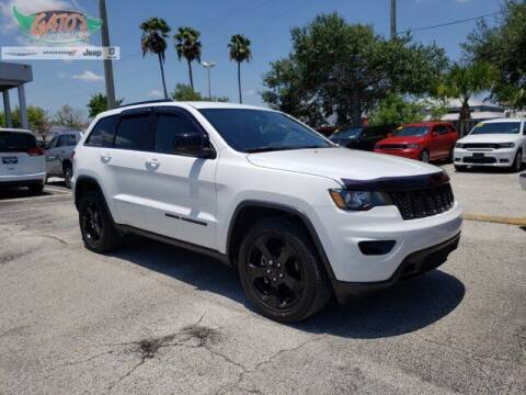 2019 Jeep Grand Cherokee for sale at GATOR'S IMPORT SUPERSTORE in Melbourne FL