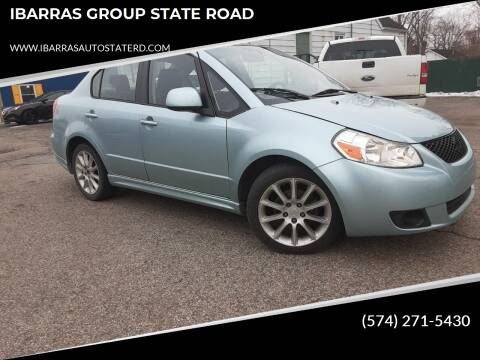 2009 Suzuki SX4 for sale at IBARRAS GROUP STATE ROAD in South Bend IN
