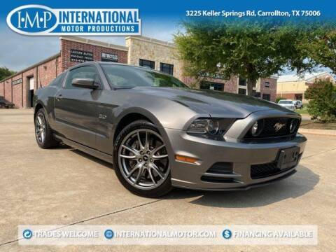 2014 Ford Mustang for sale at International Motor Productions in Carrollton TX