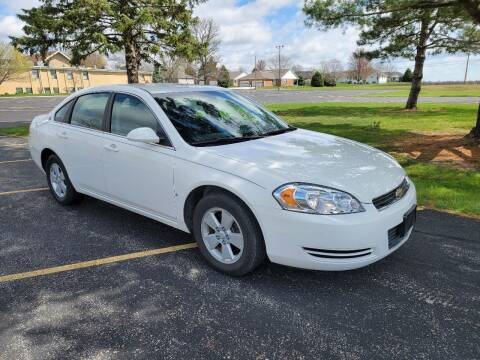 2008 Chevrolet Impala for sale at Tremont Car Connection in Tremont IL