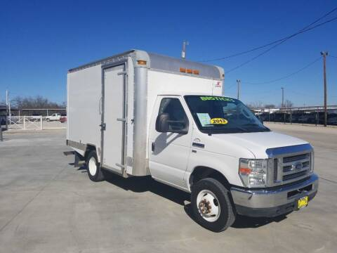 2013 Ford E-Series Chassis for sale at Bostick's Auto & Truck Sales in Brownwood TX