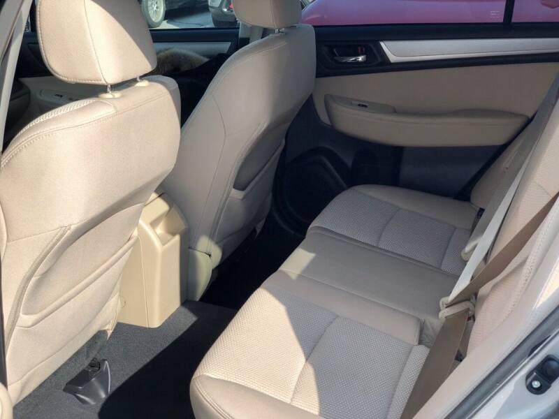 2017 Subaru Outback AWD 2.5i Premium 4dr Wagon - Newark NJ