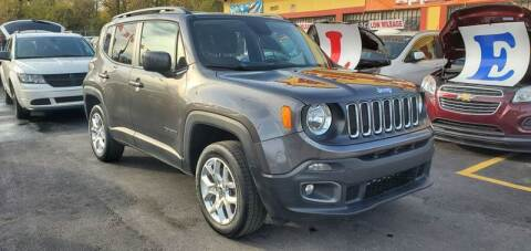 2017 Jeep Renegade for sale at Popas Auto Sales in Detroit MI