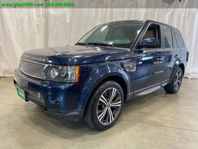 2011 Land Rover Range Rover Sport for sale at Green Light Auto Sales LLC in Bethany CT