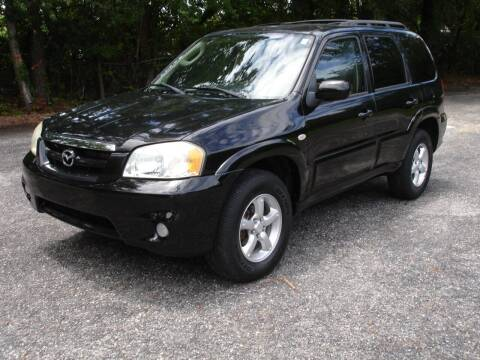 2006 Mazda Tribute for sale at Lowcountry Auto Sales in Charleston SC