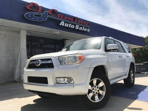 2010 Toyota 4Runner for sale at el camino auto sales in Gainesville GA