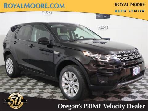 2017 Land Rover Discovery Sport for sale at Royal Moore Custom Finance in Hillsboro OR