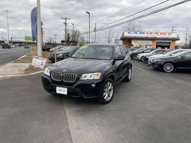 2014 BMW X3 for sale at CARMART Of New Castle in New Castle DE