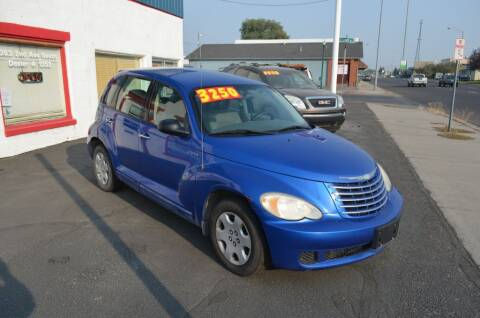 2006 Chrysler PT Cruiser for sale at CARGILL U DRIVE USED CARS in Twin Falls ID