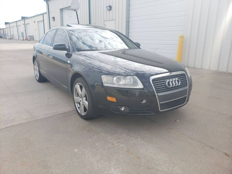 2008 Audi A6 for sale at Auto Choice in Belton MO