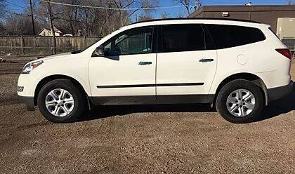 2010 GMC Acadia for sale at Chubbuck Motor Co in Ordway CO