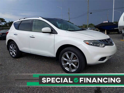 2012 Nissan Murano for sale at Car Spot Of Central Florida in Melbourne FL