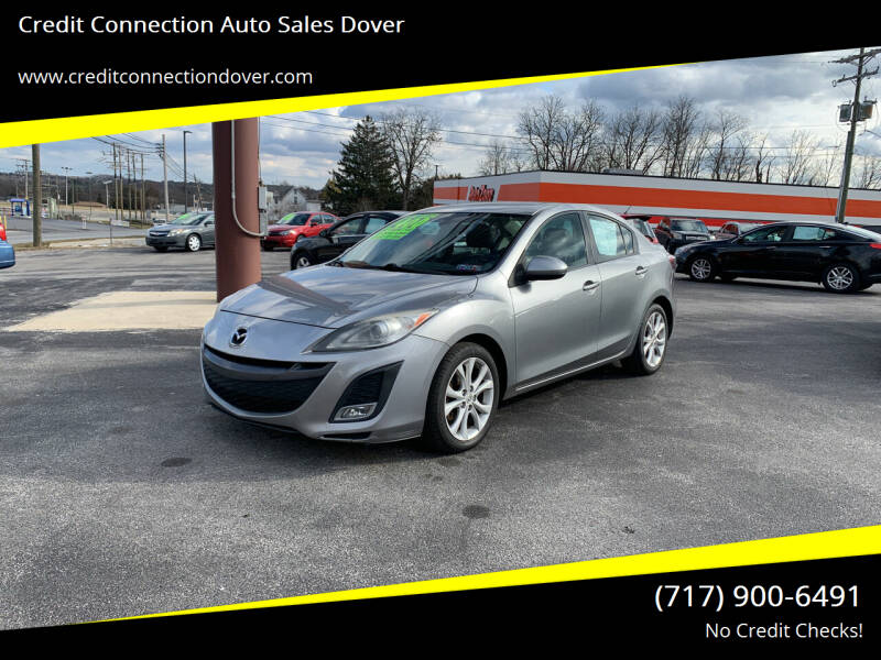2011 Mazda MAZDA3 for sale at Credit Connection Auto Sales Dover in Dover PA