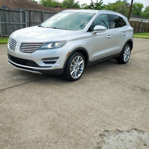 2016 Lincoln MKC for sale at MOTORSPORTS IMPORTS in Houston TX