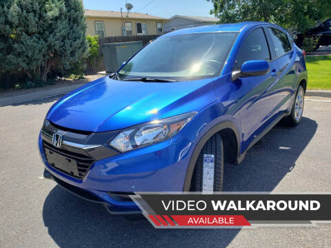 2018 Honda HR-V for sale at Lifetime Auto LLC in Commerce City CO