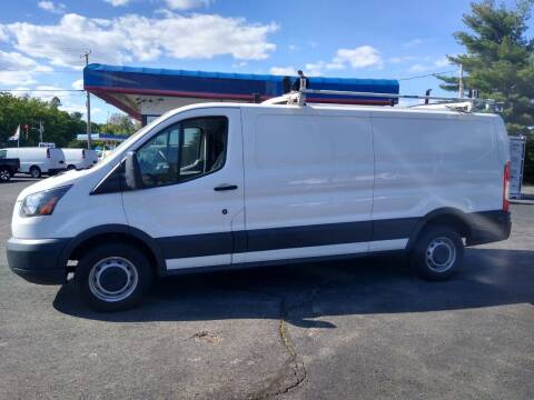 2015 Ford Transit Cargo for sale at 125 Auto Finance in Haverhill MA