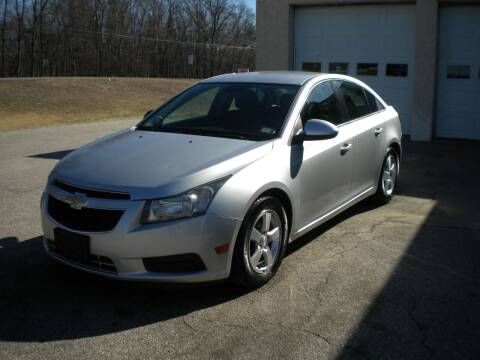 2013 Chevrolet Cruze for sale at Route 111 Auto Sales in Hampstead NH