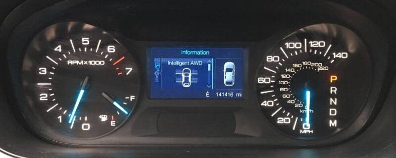 2011 Ford Edge AWD SEL 4dr Crossover - Acton MA