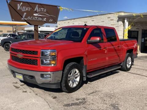 2015 Chevrolet Silverado 1500 for sale at Valley Auto Locators in Gering NE