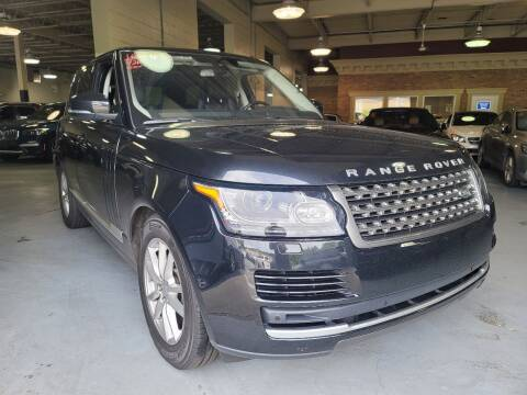 2016 Land Rover Range Rover for sale at AW Auto & Truck Wholesalers  Inc. in Hasbrouck Heights NJ