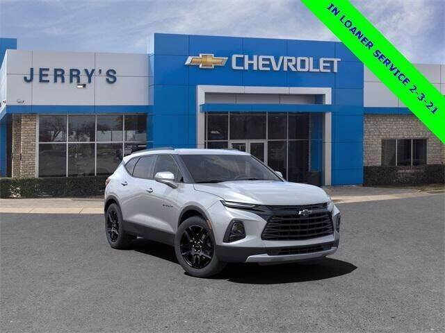2021 Chevrolet Blazer for sale at Jerry's Buick GMC in Weatherford TX