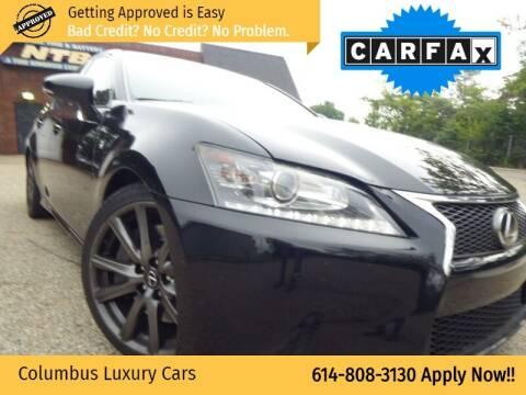 2013 Lexus GS 350 for sale at Columbus Luxury Cars in Columbus OH
