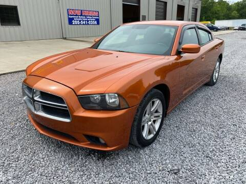 2011 Dodge Charger for sale at Alpha Automotive in Odenville AL