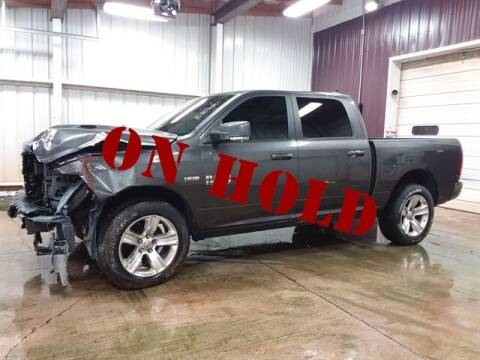 2015 RAM Ram Pickup 1500 for sale at East Coast Auto Source Inc. in Bedford VA