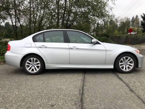 2007 BMW 3 Series for sale at Grandview Motors Inc. in Gig Harbor WA