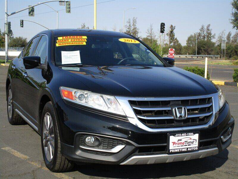 2013 Honda Crosstour for sale in Sacramento, CA
