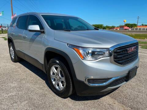 2017 GMC Acadia for sale at LLANOS AUTO SALES LLC - JEFFERSON in Dallas TX