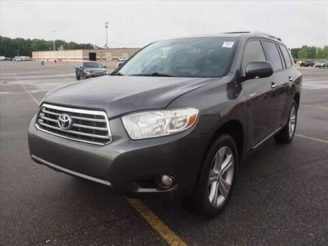 2009 Toyota Highlander for sale at Auto Sales & Service Wholesale in Indianapolis IN