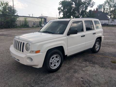 2008 Jeep Patriot for sale at Eddie's Auto Sales in Jeffersonville IN