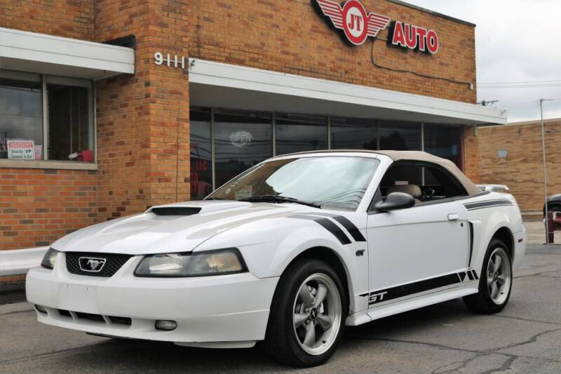 2001 Ford Mustang for sale at JT AUTO in Parma OH