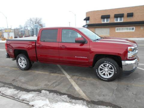 2018 Chevrolet Silverado 1500 for sale at Creighton Auto & Body Shop in Creighton NE
