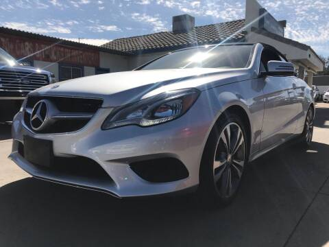 2016 Mercedes-Benz E-Class for sale at Town and Country Motors in Mesa AZ