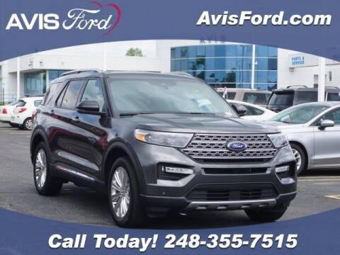 2020 Ford Explorer for sale at Work With Me Dave in Southfield MI