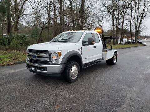 2019 Ford F-450 Super Duty for sale at Deep South Wrecker Sales in Fayetteville GA