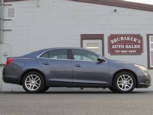 2013 Chevrolet Malibu for sale at Brubakers Auto Sales in Myerstown PA
