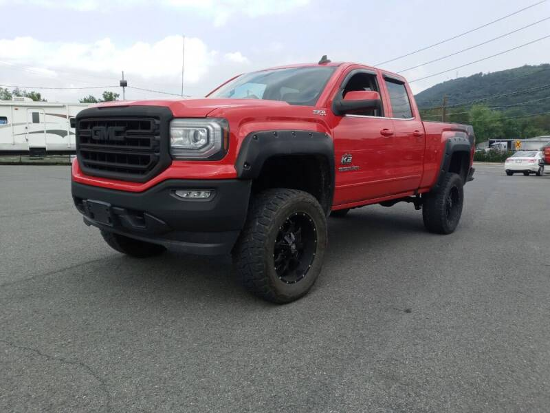 2016 GMC Sierra 1500 for sale at Mulligan's Auto Exchange LLC in Paxinos PA