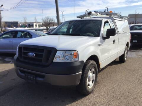 2008 Ford F-150 for sale at Sparkle Auto Sales in Maplewood MN