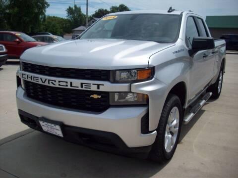 2019 Chevrolet Silverado 1500 for sale at Nemaha Valley Motors in Seneca KS